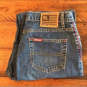Polo jeans signature saturday mom jeans